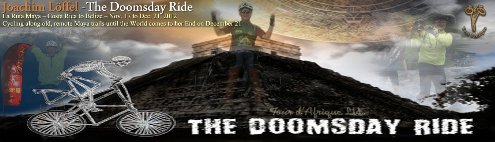 Joachim Löffel – The Doomsday Ride